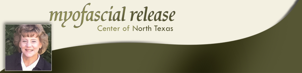 Myofascial Release Center of North Texas - Ruth Mitchell-Golladay